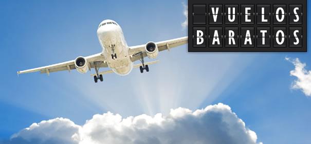 trucos para conseguir vuelos más baratos